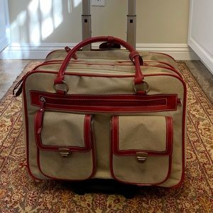 Franklin Covey Traveling Briefcase